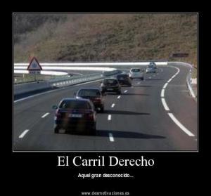 carril-derecho